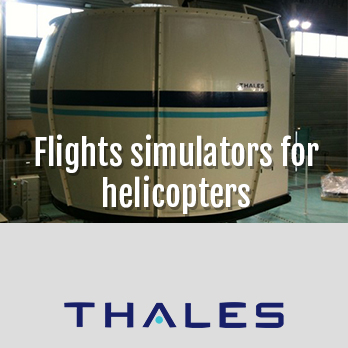 flights simulators for helicopters